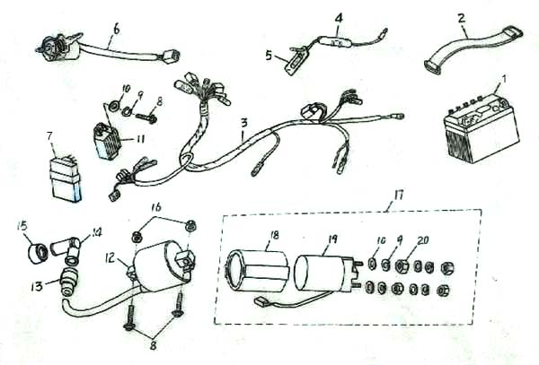 49 Cc Scooter Wiring Diagram Ignition also Kazuma 500 Wiring Diagram also ENGINE PARTS 110CC ATV PARTS 249659512 in addition Coolster Atv 125cc Engine Diagram moreover Tao Tao 110 Atv Wiring. on coolster 125 engine diagram