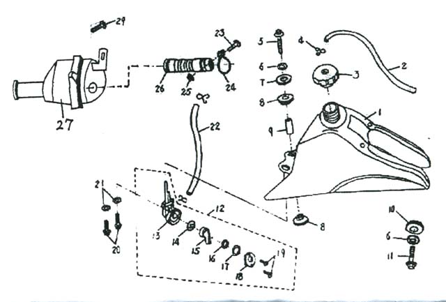 kazuma meerkat 50cc atv wiring diagram  u2022 wiring and engine