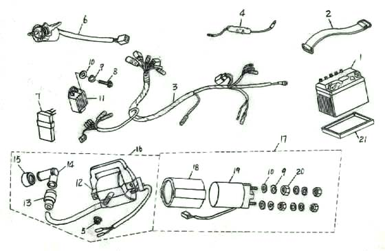 similiar 2007 coolster atv wiring diagram keywords atv wiring harness diagram in addition chinese 110 atv wiring diagram